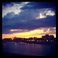 Photo taken at RiverScape MetroPark by Cassie M. on 7/28/2012