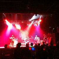 Photo taken at The Knitting Factory by Justin B. on 8/25/2012