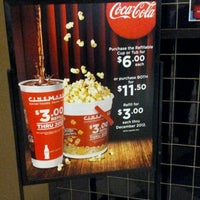 Photo taken at Cinemark Movies 16 by Chris R. on 3/4/2012