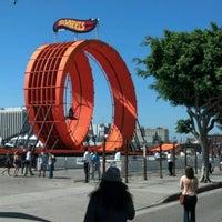 Photo taken at Hot Wheels Double Loop Dare by Derek K. on 6/30/2012