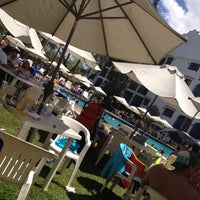 Photo taken at Club Brisas Coral by Paco E. on 4/6/2012