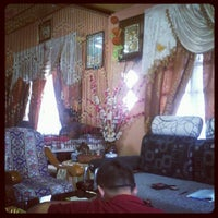 Photo taken at Kampung Kuala Lama, Mukah by Malik R. on 8/17/2012