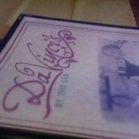 Photo taken at DaVinci's Restaurant by Rob K. on 9/4/2012