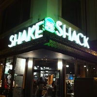 Photo taken at Shake Shack by Bruce P. on 4/2/2012