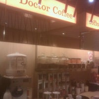 Photo taken at Doctor Coffee by Zukhra A. on 5/22/2012