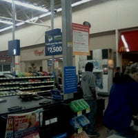 Photo taken at Walmart Supercenter by Richard B. on 4/6/2012