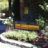 Photo taken at The French Laundry by MiMi L. on 9/2/2012