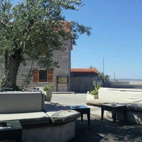 Photo taken at Riva Starigrad by Martina G. on 8/20/2012
