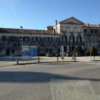 Photo taken at Bagnoli di Sopra by Renzo T. on 3/9/2012
