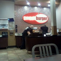 Photo taken at Smashburger by Trever B. on 3/8/2012