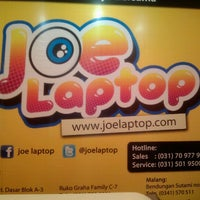 Photo taken at joelaptop graha family by Febtry S. on 7/13/2012