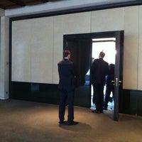 Photo taken at Deutsche Bundesbank by Stefania Z. on 3/13/2012