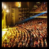 Photo taken at Auditorio Telmex by Mariana M. on 8/18/2012