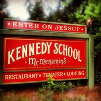 Photo taken at McMenamins Kennedy School by Anthony A. on 6/4/2012