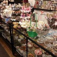 Photo taken at Chocolat Briimstone by eva b. on 3/22/2012