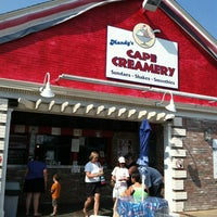 Photo taken at Mandy's Cape Creamery by Dave M. on 8/17/2012