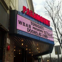 Photo taken at The Paramount by Jenny on 2/15/2012