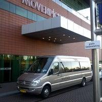 Photo taken at Mövenpick Hotel Amsterdam City Centre by Frank R. on 7/24/2012