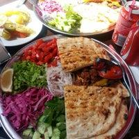 Photo taken at Melekler Ocakbaşı by MügeAydaOnur on 8/4/2012