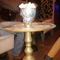 Photo taken at Cafe Dejavu XL by mustafa d. on 3/8/2012