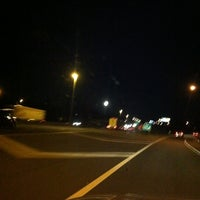 Photo taken at The Mixmaster - I84/Rt8 by Zoe M. on 4/7/2012
