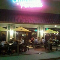 Photo taken at Cheeseburger in Paradise - Evansville by Sandra M. on 5/6/2012