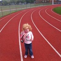 Photo taken at Tiger Stadium by Heather Z. on 9/9/2012