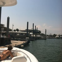 Photo taken at Isle of Palms Marina by Dennis Q. on 5/24/2012