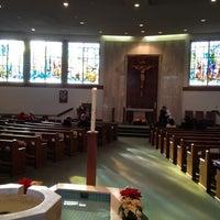 Photo taken at St. Charles Borromeo Catholic Church by Mark A. on 2/12/2012
