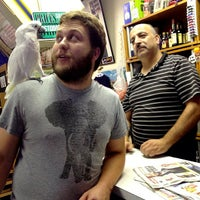 Photo taken at Bel-Port Food & Liquor by Reid C. on 8/30/2012