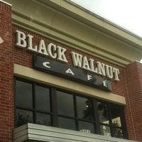 Photo taken at Black Walnut Café - The Woodlands by Devin J. on 7/13/2012