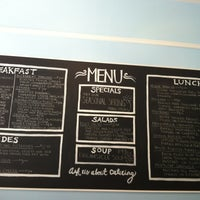 Photo taken at Fraiche Bakery & Cafe by Tony X. on 3/26/2012