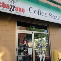 Photo taken at Chazzano Coffee Roasters by David B. on 5/18/2012