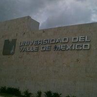 Photo taken at Universidad Del Valle De México by Omar M. on 5/16/2012