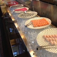 Photo taken at Osaka Seafood Buffet by Thomby S. on 4/15/2012