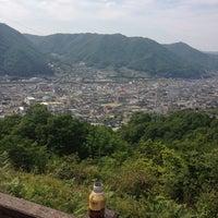Photo taken at 大久保峠 by rman629 on 5/20/2012