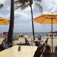Photo taken at Aruba Beach Cafe by Ginger G. on 8/7/2012