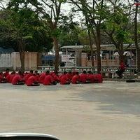 Photo taken at Ayutthaya Witthayalai School by Tho on 2/9/2012