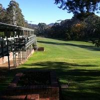 Photo taken at Mount Lofty Golf Club by Cullen H. on 5/9/2012