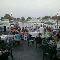 Photo taken at Chesapeake Inn Restaurant & Marina by Joe P. on 7/7/2012
