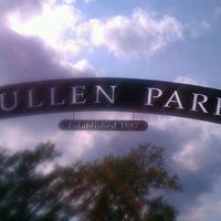 Photo taken at Pullen Park by Nik J. on 6/19/2012