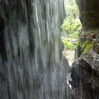 Photo taken at Cavern Cascade by Jason L. on 5/27/2012