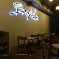 Photo taken at Bagatelle by Vic M. on 6/22/2012