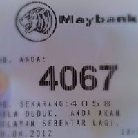 Photo taken at Maybank Skypark Terminal by £@|z on 4/30/2012