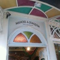 Photo taken at Manoel & Juaquim by Marcia S. on 5/6/2012