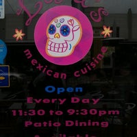 Photo taken at Lola's Mexican Cuisine by Shok on 2/15/2012