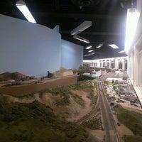 Снимок сделан в San Diego Model Railroad Museum пользователем Brad A. 7/27/2012