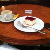 Photo taken at Cafe du Roi by Alketbi on 2/24/2012