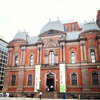 Photo taken at Renwick Gallery by Eric L. on 9/4/2012