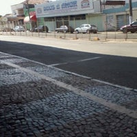 Photo taken at Terminal Rodoviário Urbano by Yumi O. on 5/8/2012